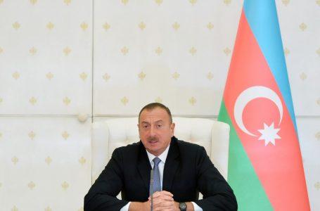 Prezident İslam Həmrəyliyi Oyunlarının təşkili ilə əlaqədar sərəncam imzaladı