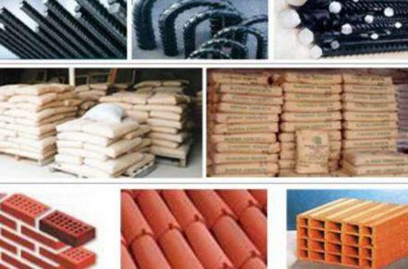 Ötən il tikinti materialları istehsalı 10,6 faiz azalıb – RƏSMİ