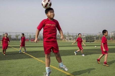 Çin 50 milyon futbolçu yetişdirəcək