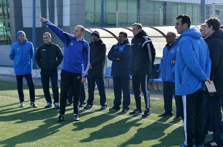 UEFA Bakıda qapıçılar üçün məşqçi kursu təşkil olundu – FOTO
