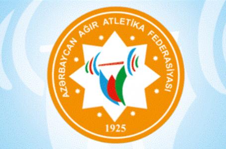 Ağır atletlərimiz II Beynəlxalq Fəcr Kubokunda iştirak edəcək