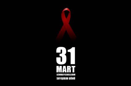 31 mart soyqırımından-102 İL ÖTÜR…