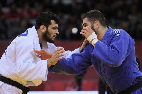 """Cüdoçumuz  """"Böyük dəbilqə""""  turnirinin gümüş medalına sahib oldu – FOTO"""