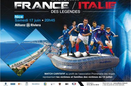 Fransa və İtaliyanın futbol əfsanələri arasında xeyriyyə matçı oynanılacaq
