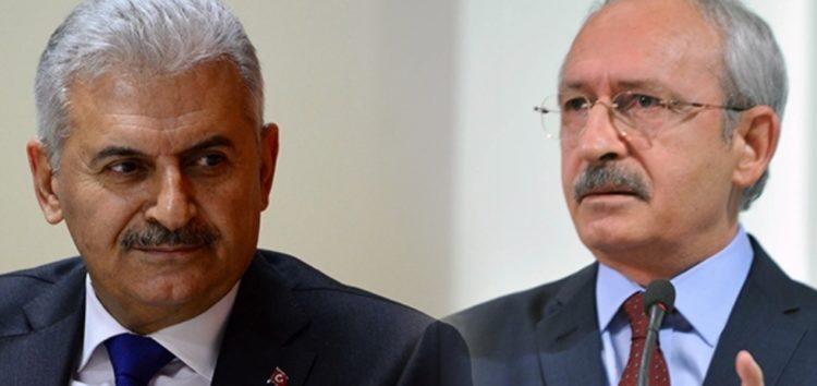 """Yıldırımdan Kılıcdaroğluna """"Saray düyməyə basdı"""" açıqlamasına sərt cavab gəldi…"""