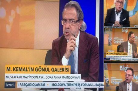 """Atatürkə və mənəvi qızına """"dil"""" uzatdılar…və MƏHKƏMƏLİK OLDULAR – FOTO"""