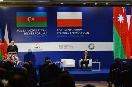 Azərbaycan Avropa bazarlarına neftin çatdırılmasında artıq etibarlı tərəfdaşdır – PREZİDENT – FOTO