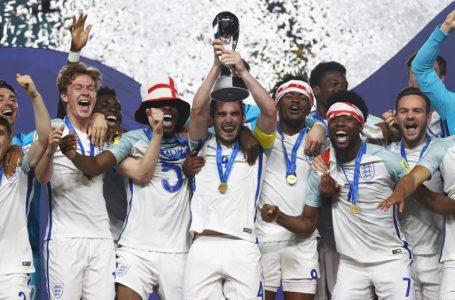 İngiltərə millisi futbol üzrə U-20 dünya çempionatının qalibi olub – FOTO