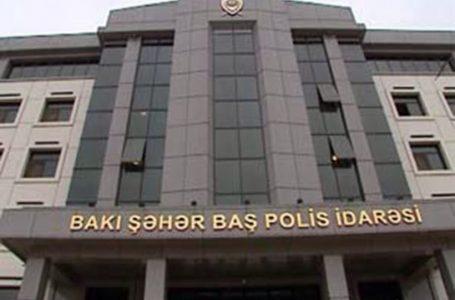 2017-ci ilin ilk yarısında Bakıda 73 cinayətkar qrup ifşa edilib- Bakı Şəhər Baş Polis İdarəsi
