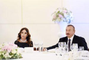 Mehriban xanım-İlham-İlya