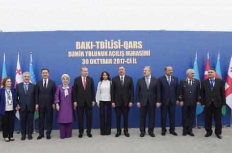"""""""Bakı-Tbilisi-Qars"""" Azərbaycan Prezidentinin iradəsilə reallaşıb"""" – CAVİD QURBANOV"""