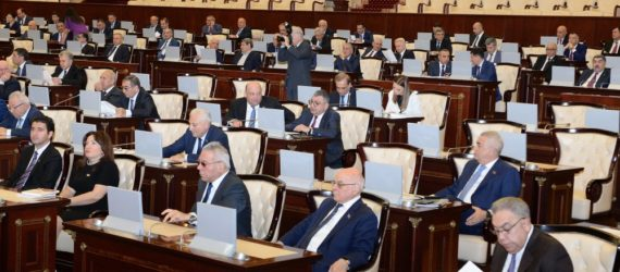 Parlamentin də büdcəsi məlum oldu – RƏSMİ – YENİLƏNİB – (5)