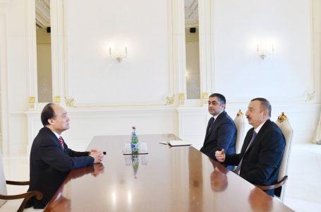 Əliyev  Beynəlxalq Telekommunikasiya İttifaqının baş katibini qəbul etdi – FOTO – YENİLƏNİB