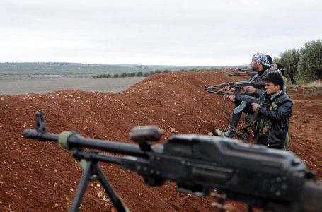 Afrinin daha 3 kəndi terrorçulardan təmizləndi…
