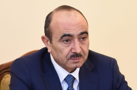 """Əli Həsənov Xocalıdan, """"Zeytun budağı""""ndan danışdı…"""