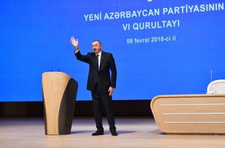 İlham Əliyev rəsmən qeydə alınan ilk prezidentliyə namizəd oldu