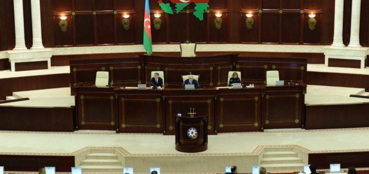 Parlamentdə – 19 OKTYABRLA BAĞLI MÜZAKİRƏLƏR BAŞLANDI – YENİLƏNİB – (8)