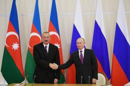 Putin İlham Əliyevə-MİNNƏTDARLIQ BİLDİRDİ…