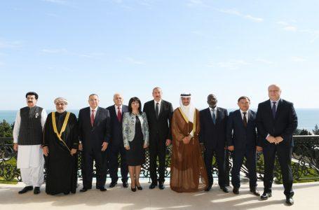 Prezident NATO rəsmisini və parlament sədrlərini qəbul etdi – FOTOLAR – YENİLƏNİB