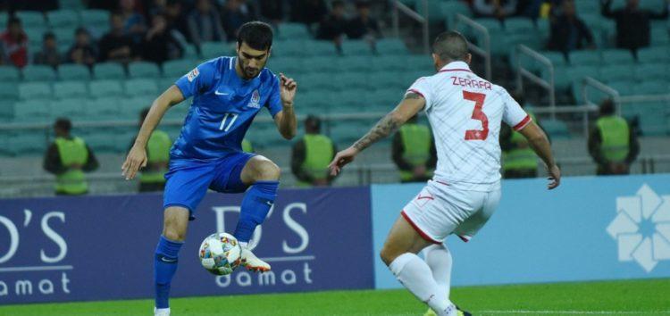 UEFA Millətlər Liqası: Azərbaycan-Malta oyunu-1:1 –  FOTOLAR- YENİLƏNİB – (1)