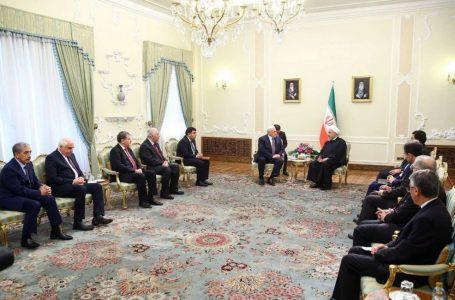 Oqtay Əsədov İranın prezidenti və spikeri ilə görüşdü – FOTOLAR – YENİLƏNİB