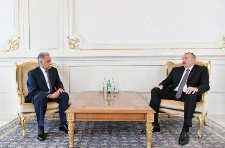 Prezident 3 ölkənin səfirinin etimadnaməsini qəbul etdi – FOTOLAR