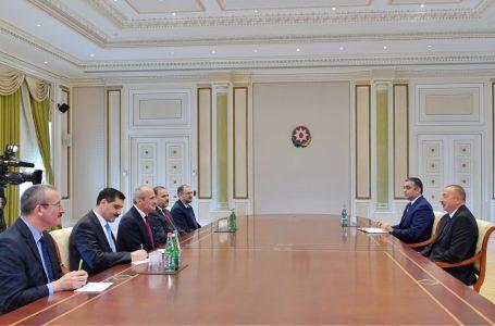 Prezident Türkiyə, İran və ABŞ rəsmilərini qəbul etdi – FOTOLAR – YENİLƏNİB – (1)