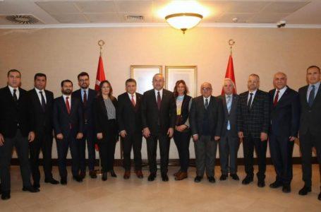 Türkiyədə beynəlxalq jurnalist təşkilatı yaradıldı – FOTO