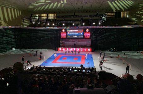 """Rafael Ağayev """"Karate 1"""" seriyasından Premyer Liqa turnirində bürünc medal qazandı"""