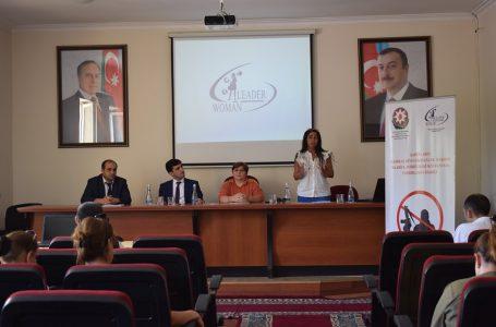 """""""Qadınlara qarşı aşırı sərt davranışlar nümayiş etdirirlər"""" – ÜLKƏR ABDULLAYEVA – FOTOLAR"""