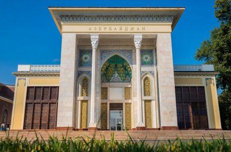 """""""Azərbaycan"""" pavilyonu Heydər Əliyev Fondu tərəfindən bərpa olunur – MOSKVADA"""