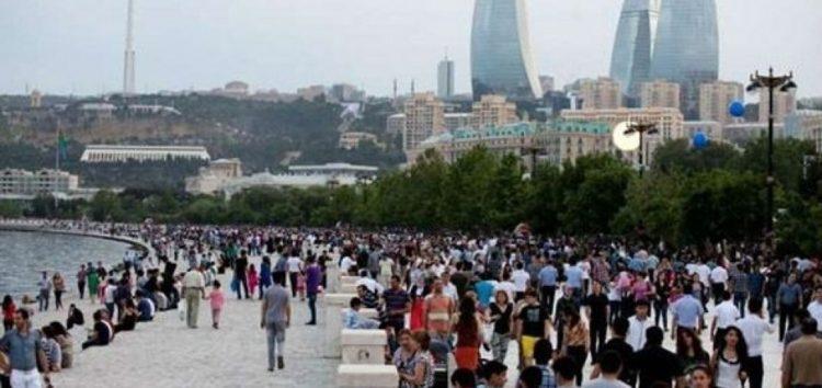 Əhalinin 49,9 faizini kişilər, 50,1 faizini qadınlar təşkil edir – AZƏRBAYCANDA