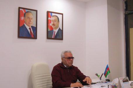 Ziyad Səmədzadənin Seçki Qərargahında növbəti görüş – FOTOLAR