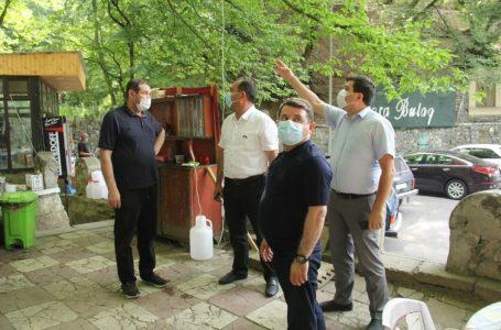 Gəncədən olan daha bir deputat rəsmilərlə birgə-REYDƏ ÇIXDI…-FOTOLAR