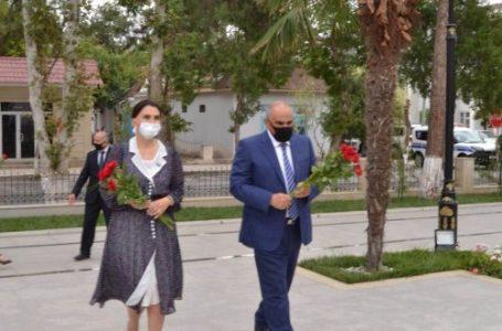 Milli mətbuatımızın banisi Zərdabi-ZƏRDABDA ANILDI…-FOTOLAR