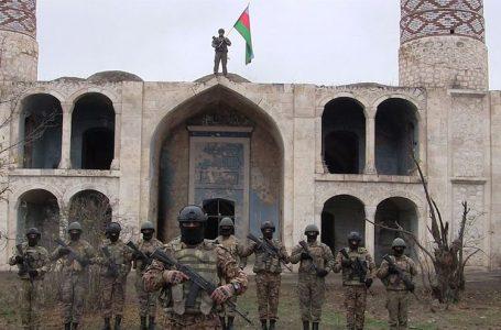 Ordumuz Ağdama Azərbaycan Bayrağını-SANCDI –  FOTO-VİDEO