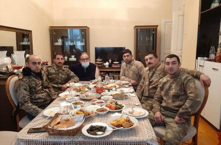 """""""Rüstəm, Teyfur, Vüqar, Həsən, Ülvi…FATEHLƏR!""""-KAMİL HƏMZƏOĞLU YAZIR"""