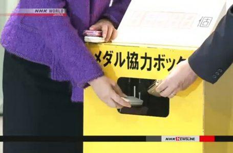 Tokio Olimpiya və Paralimpiya oyunlarının medalları telefon hissələrindən hazırlanacaq