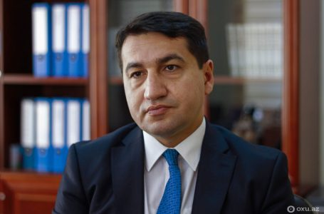 Hikmət Hacıyev Novruz Məmmədovun yerinə təyin edildi – SƏRƏNCAM