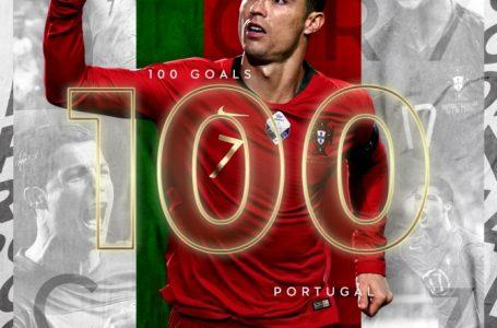 Ronaldo Portuqaliya millisinin heyətində 100-cü qoluna-İMZA ATDI…