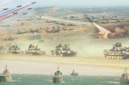 Azərbaycan Ordusunun təlimləri-MAYIN 20-DƏK DAVAM EDƏCƏK