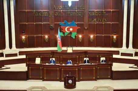 Parlamentin 3 plenar iclası olacaq-GƏLƏN HƏFTƏ…