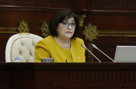 Sahibə Qafarovanın başçılığı ilə parlament nümayəndə heyəti İtaliyaya-YOLA DÜŞÜR