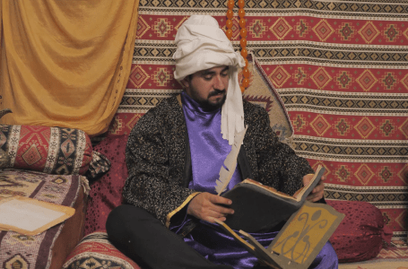 """880 il Sənsiz"" adlı qısametrajlı film-HAZIRLANDI – FOTO-VİDEO"